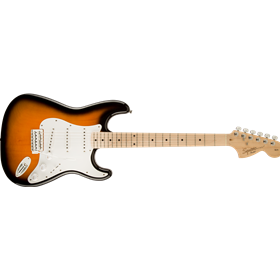 Affinity Series™ Stratocaster®, Maple Fingerboard, 2-Color Sunburst
