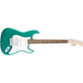 Affinity Series Stratocaster HSS, Rosewood Fingerboard, Race Green