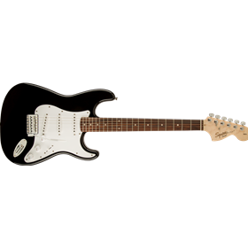 Affinity Series Stratocaster, Laurel Fingerboard, Black