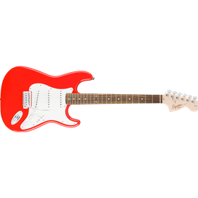 Affinity Series Stratocaster, Laurel Fingerboard, Race Red