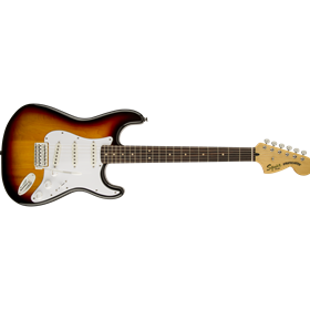 Vintage Modified Stratocaster, Laurel Fingerboard, 3-Color Sunburst