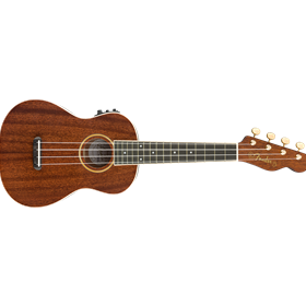 Grace Vanderwaal Signature Uke, Walnut Fingerboard, Natural