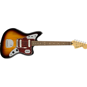 Vintage Modified Jaguar, Laurel Fingerboard, 3-Color Sunburst