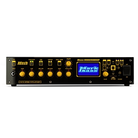 500W@4ohm / 300W@8ohm 3-channel preamp MONO (Solid State / Tube / Vintage) with a vast array of virt