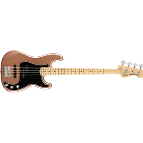 Fender American Performer Precision Bass, Maple Fingerboard, Penny