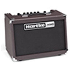 "Hartke 50w Acoustic Amp,6.5"" woofer & 1"" tweet"