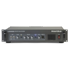 Hartke 1000w Rackmountable Bass Head