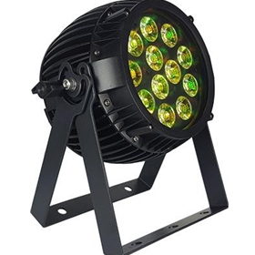 Blizzard RGBAW+UV PAR Fixture w/ 12x 15w 6-in-1 LEDs