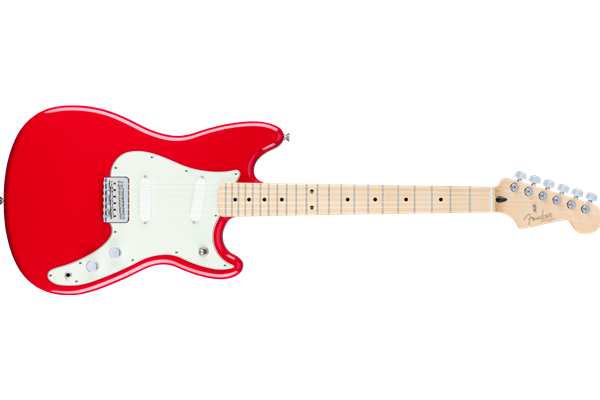 Duo-Sonic, Maple Fingerboard, Torino Red