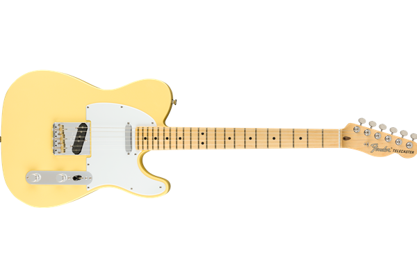 American Performer Telecaster®, Maple Fingerboard, Vintage White