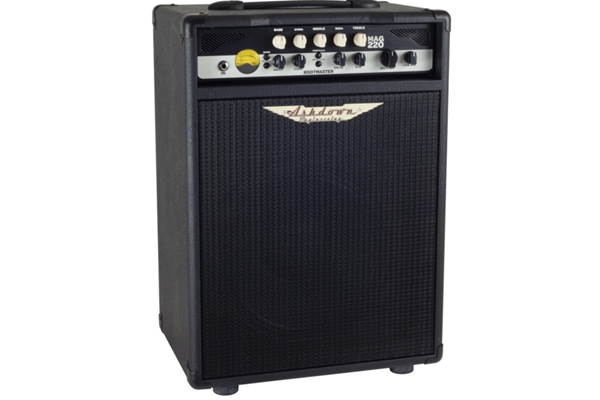 "Ashdown Rootmaster 220w 1x12"" Bass Guitar Combo Amplifier"
