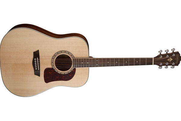 Washburn Heritage Series Dreadnought | Solid Sitka Spruce Top