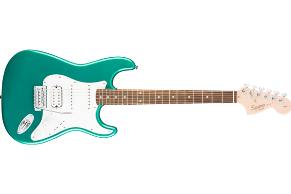 Affinity Series™ Stratocaster® HSS, Laurel Fingerboard, Race Green