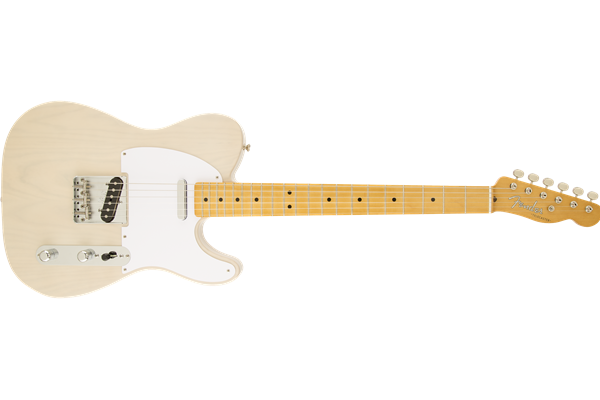 Classic Series '50s Telecaster, Maple Fingerboard, White Blonde