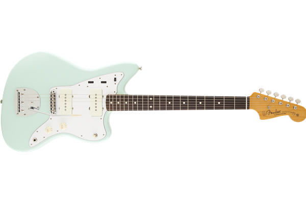 60s Jazzmaster Lacquer, Rosewood Fingerboard, Surf Green