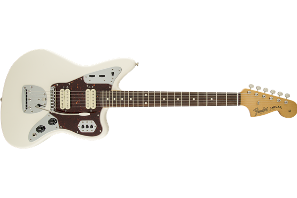Classic Player Jaguar Special HH, Rosewood Fingerboard, Olympic White