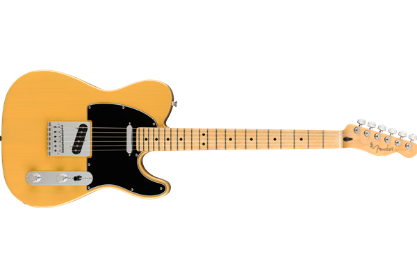 Player Telecaster, Maple Fingerboard, Butterscotch Blonde