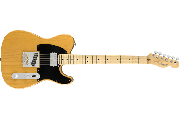 2018 Limited Edition American Pro Telecaster, Maple Fingerboard, Butterscotch Blonde