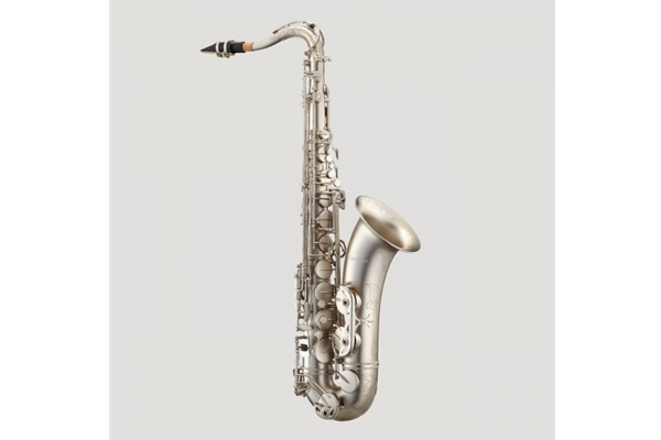 Antigua TS4240CB Powerbell Tenor Saxophone | Classic Nickel Finish