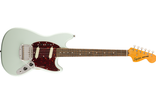 Classic Vibe '60s Mustang, Laurel Fingerboard, Sonic Blue