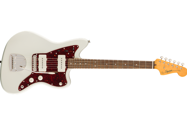 Classic Vibe '60s Jazzmaster, Laurel Fingerboard, Olympic White