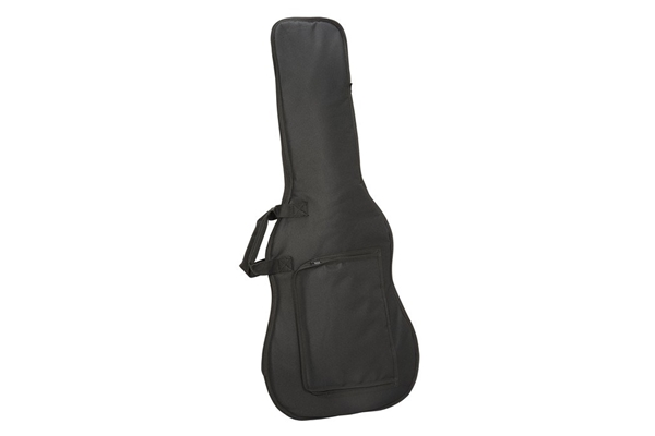 "600 denier polyester electric guitar gig bag with 3 4"" foam padding and headliner lining  With acces"