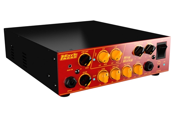 500W@4ohm / 300W@8ohm ; solid state preamp - aux in - headphone out with level control, mute and VLE