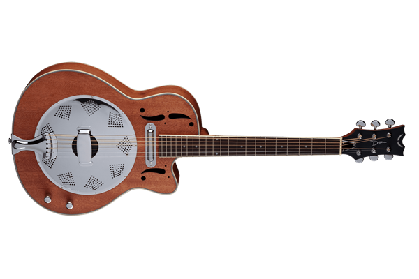 Dean Resonator Cutaway Electric