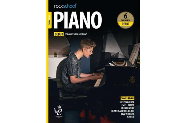 Rockschool Piano Debut