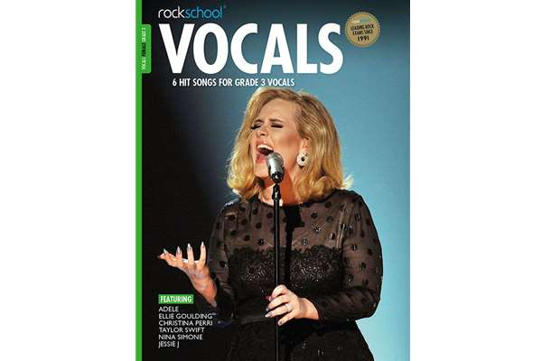 Rockschool: Vocals Grade 3 - Female (2014)