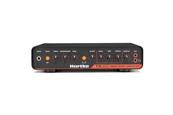 Hartke 300w Lightweight Bass Head