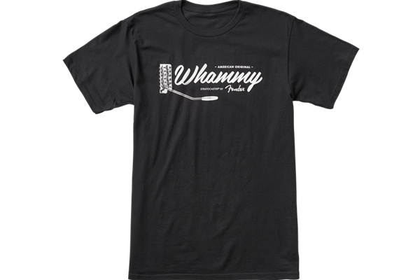 American Original Whammy T-Shirt, Black, M
