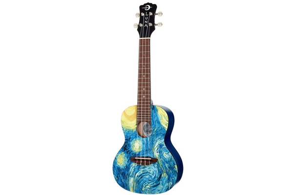 Uke Starry Night Concert w/Gigbag