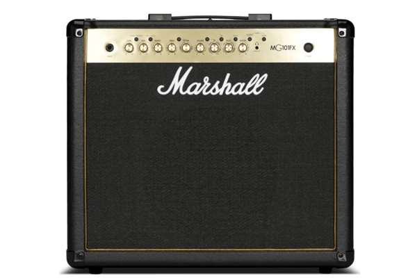 "100-watt, 4-channel 1x12"" Guitar Combo Amp w/ 3-band EQ, Digital Effects/Reverb, FX Loop, Line In"