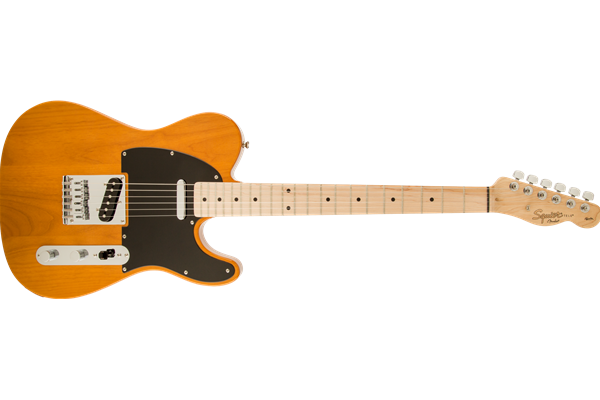 Affinity Series Telecaster, Maple Fingerboard, Butterscotch Blonde