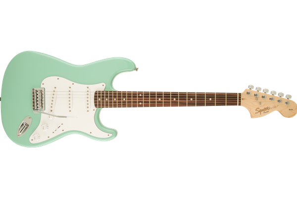 Affinity Series™ Stratocaster®, Laurel Fingerboard, Surf Green